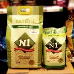 【N1 Naturel】粟米豆腐貓砂 - 多種味道(17.5L) *一箱三包以優惠價發售