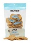 【ICELANDIC+ 冰島】鱈魚片狗小食 2.5oz