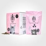 【iti】KITI脫水風乾雞肉+三文魚貓糧 200g/1kg *只餘小量存貨請與客服聯絡