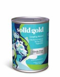 【Solid Gold 素力高】無穀物(三文魚)罐頭13.2oz