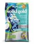【Solid Gold 素力高】無穀物(三文魚)乾狗糧4LB/22LB