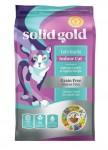【Solid Gold 素力高】無穀物(室內三文魚)乾貓糧 3LB/6LB