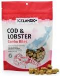 【ICELANDIC+ 冰島】鱈魚+龍蝦粒狗小食 3.52oz