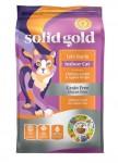 【Solid Gold 素力高】無穀物(室內雞肉)乾貓糧 3LB/6LB