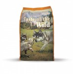 【Taste Of The Wild 狗糧】無穀物配方 (烤鹿肉+烤野牛) 幼犬 - 2Kg/6Kg/13Kg