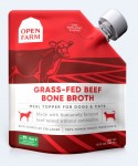 【Open Farm】鮮熬骨湯 (12fl oz/355ml) 可混合貓狗乾糧食用