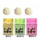 【忍者貓 Ninja Neko】豆腐貓砂 (6L) 三款香味